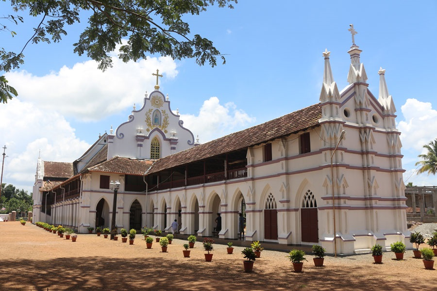 St. Mary's Forane Church-Champakulam