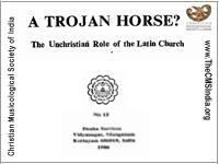 A TROJAN HORSE By Thomas Vellilamthadam