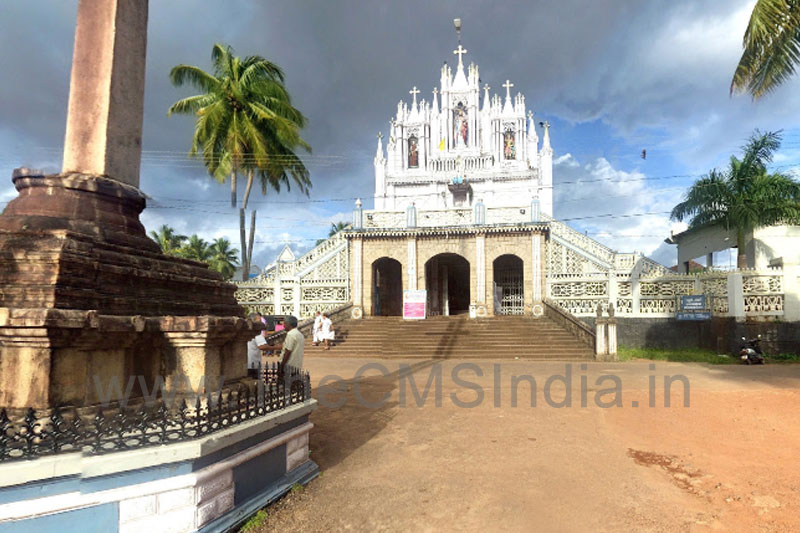 St. Antony's Church, Ollur