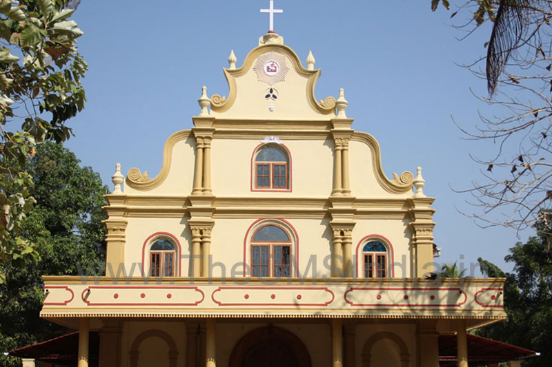 St. Joseph Forane Church, Vaikom