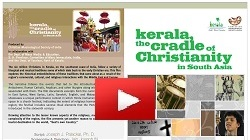 Kerala, the Cradle of Christianity in South Asia