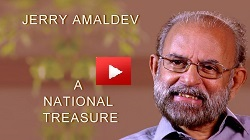 JERRY AMALDEV A NATIONAL TREASURE