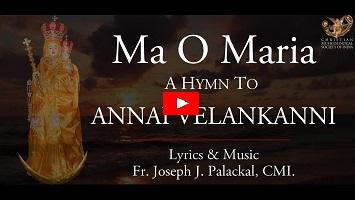 Ma O Maria By Fr. Joseph J. Palackal CMI