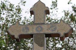 Stone Cross - Beth Aprem Nazrani Dayra