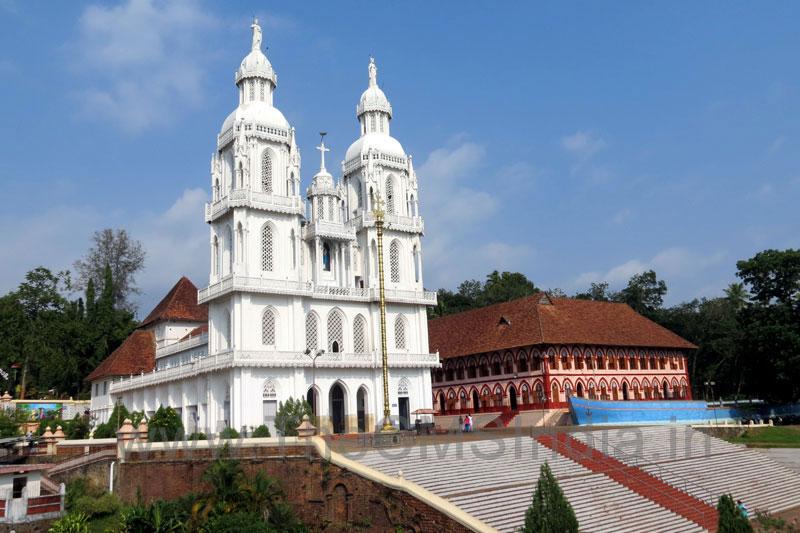 Marth Mariam Forane Church, Kuravilangad