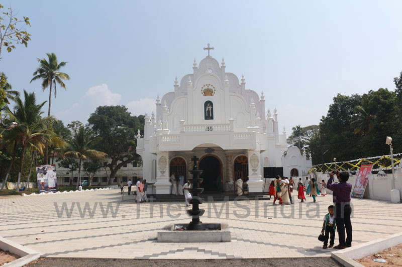St. Mary's Forane Church, Pallippuram