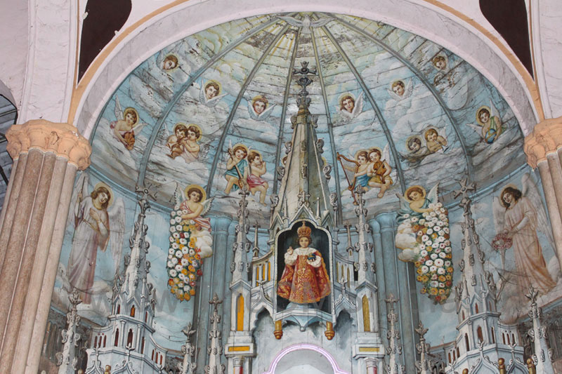 Infant Jesus Church, Thalore