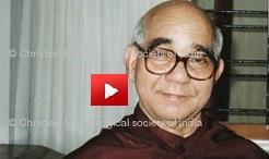 Fr. Abel Periyapuram CMI  sings Syriac and Malayalam versions